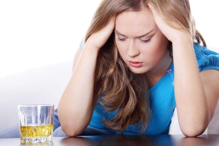 головная боль при приеме алкоголя