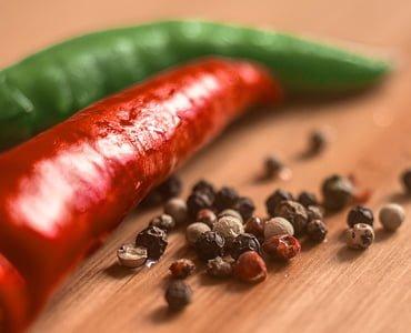 красный и черный перец при грудном вскармливании