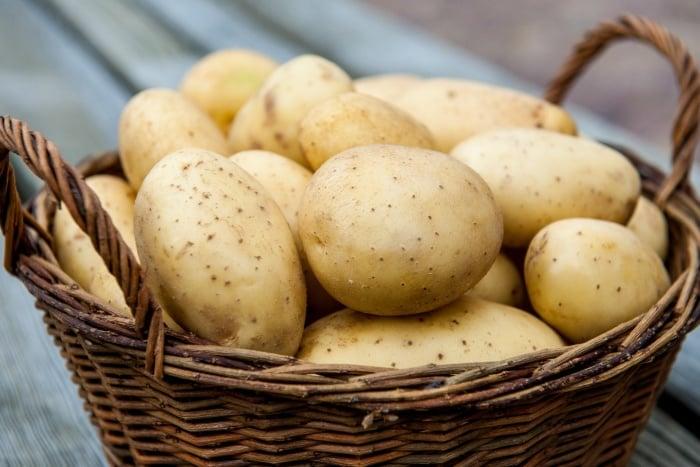 картофель для запеканки