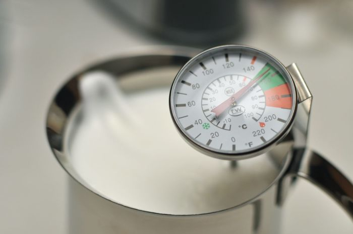 термометр для грудного молока