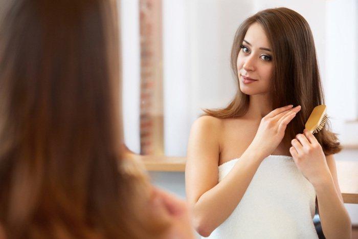 уход за волосами при грудном вскармливании