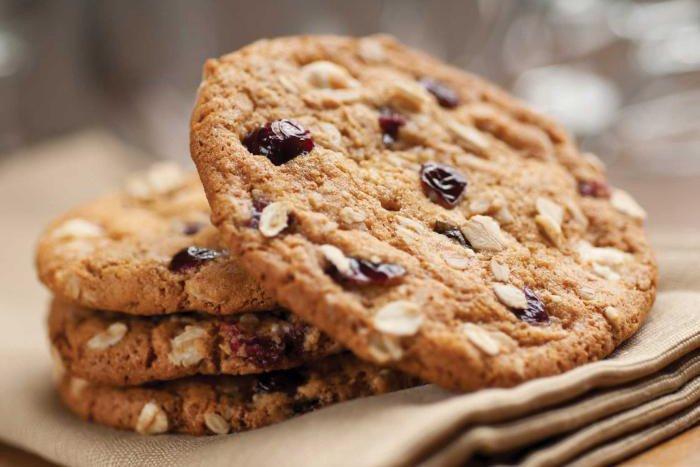 овсяное печенье для кормящей мамы