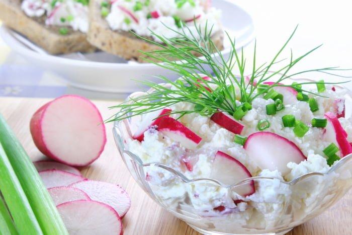 овощной салат для детей