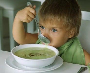суп для ребенка 1-2 года