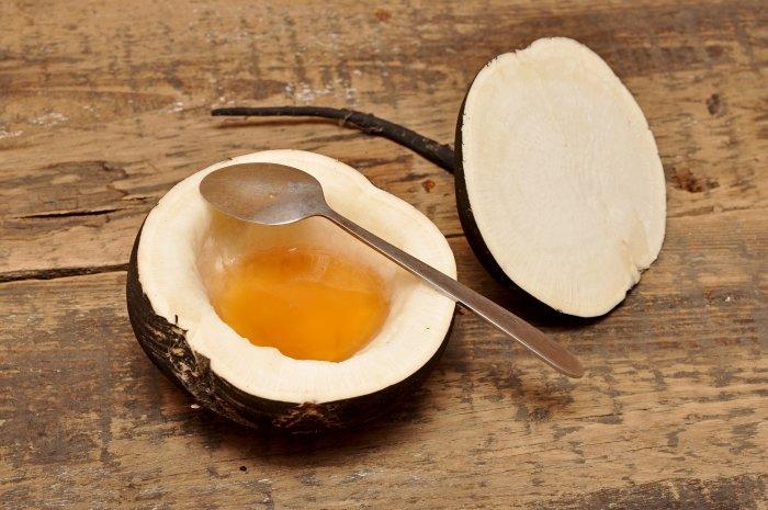 редька с медом от кашля