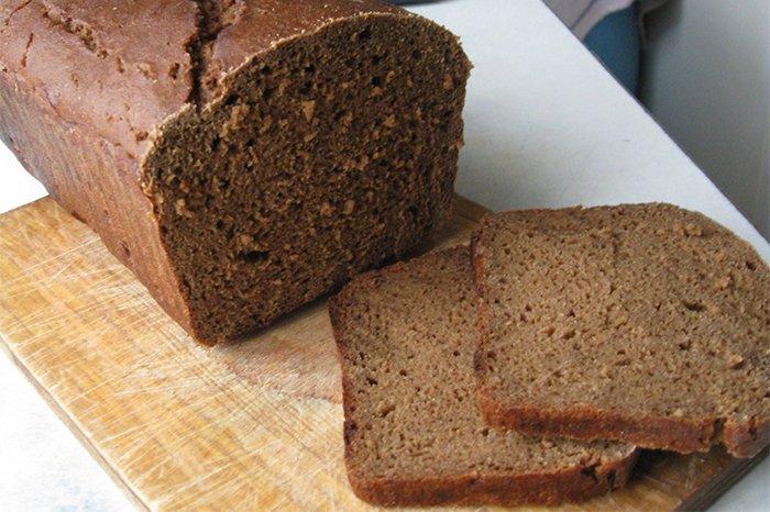 ржаной хлеб при грудном вскармливании