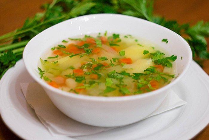 овощной суп для ребенка 1 год