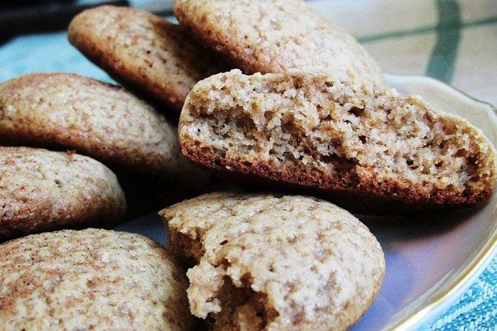 гречневое печенье для аллергиков