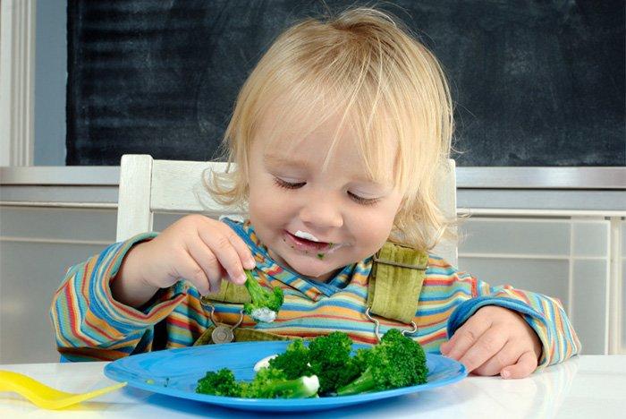 брокколи в прикорм