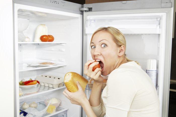 переедание у кормящей мамы