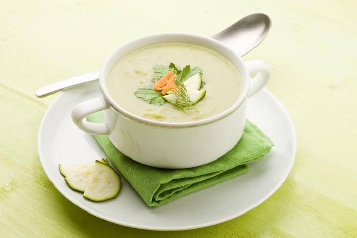 овощной крем-суп для ребенка