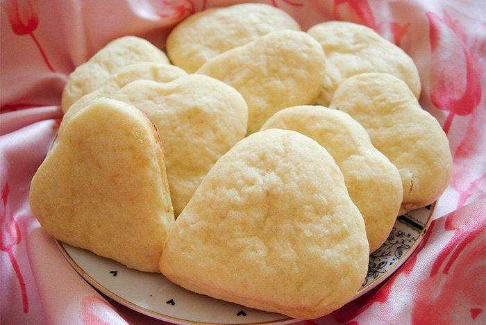творожное печенье для аллергиков