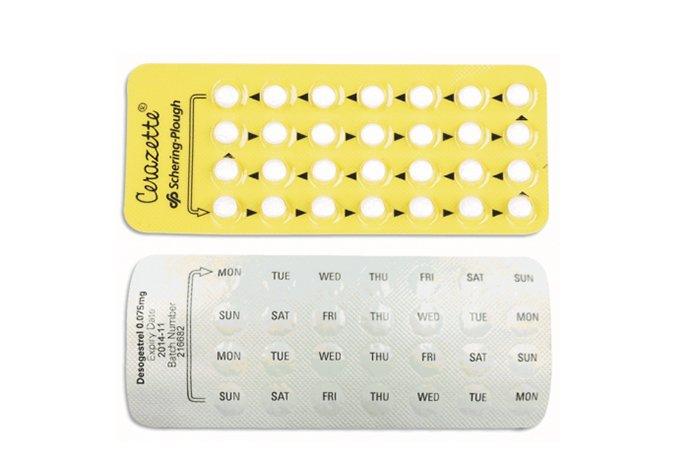 чарозетта таблетки