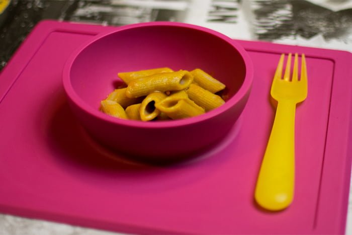 детский настольный коврик для еды