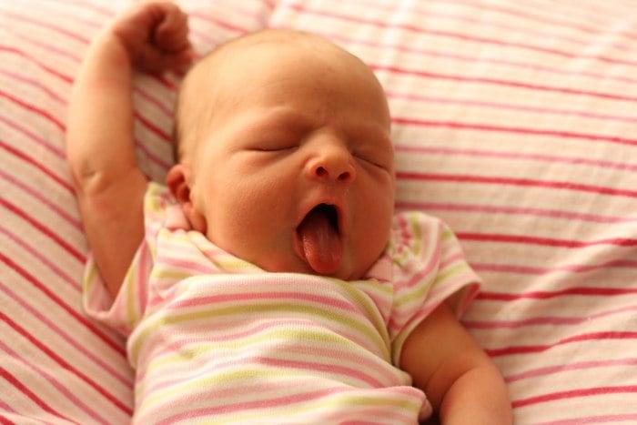 ринит у новорожденного