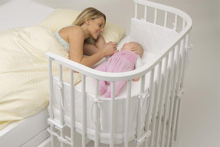 раздельный сон мамы и малыша
