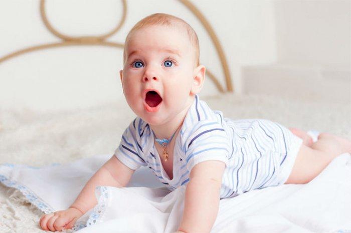 зевание у грудничка