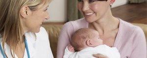 патронаж новорожденного