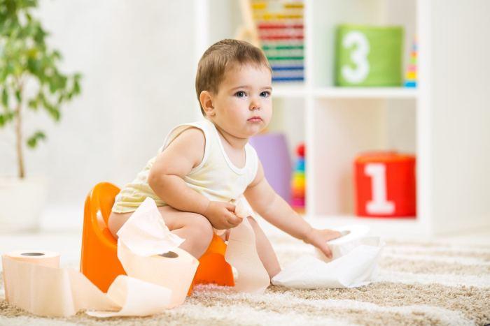 стул у ребенка