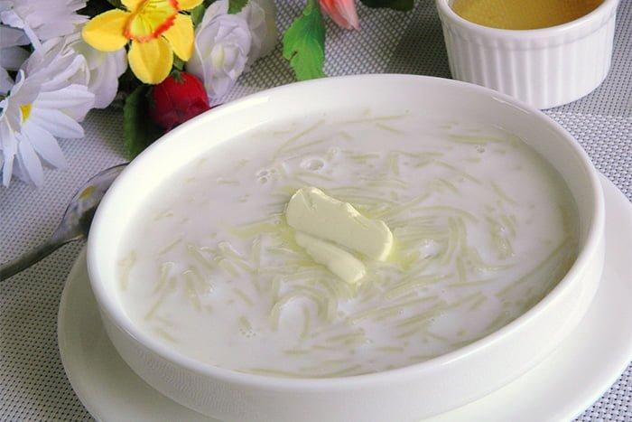 суп с вермишелью для грудничка