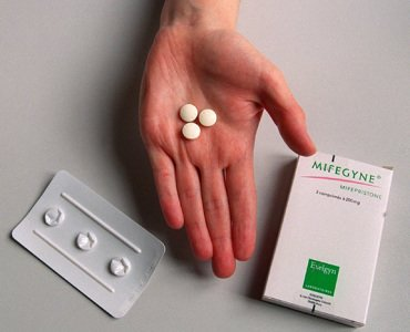 таблетки для прерывания беременности