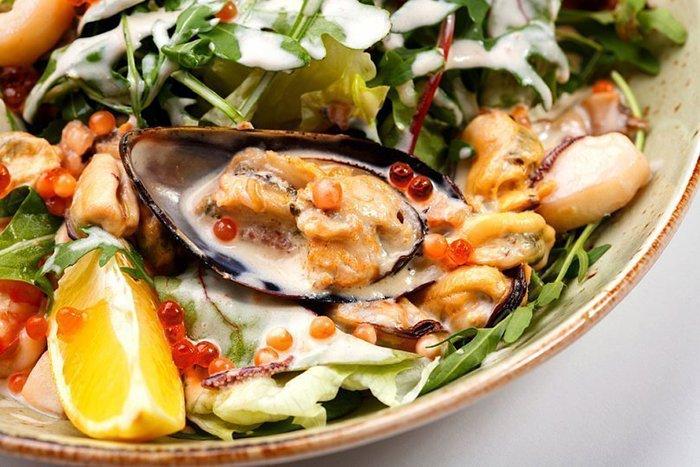 морепродукты для кормящей мамы и грудничка