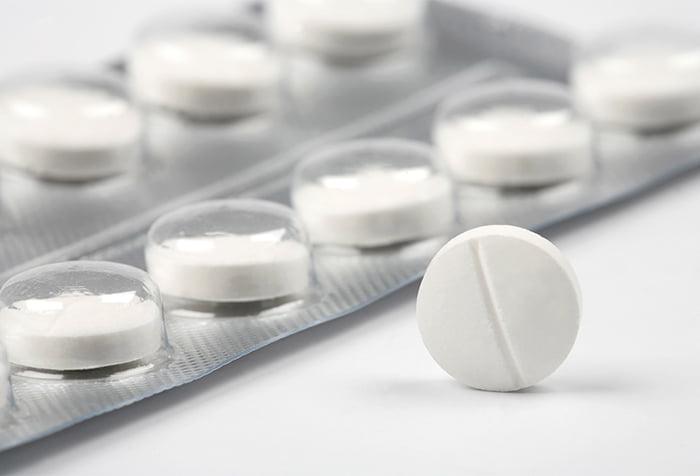 таблетка парацетамола