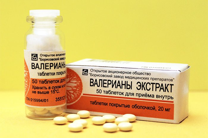 валериана при грудном вскармливании