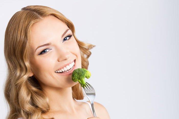брокколи для кормящей мамы