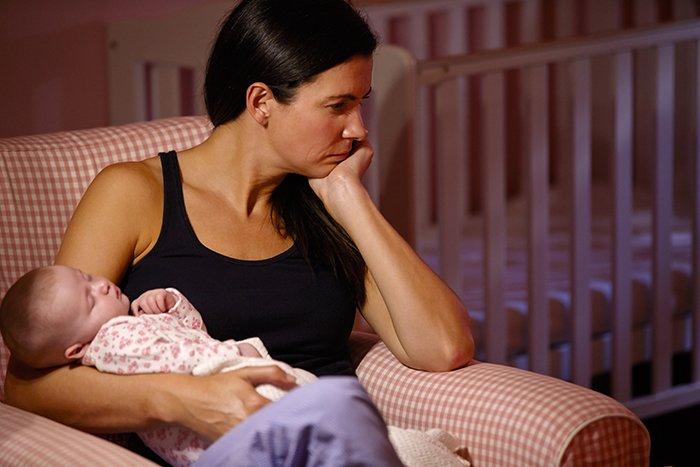 организация сна младенца