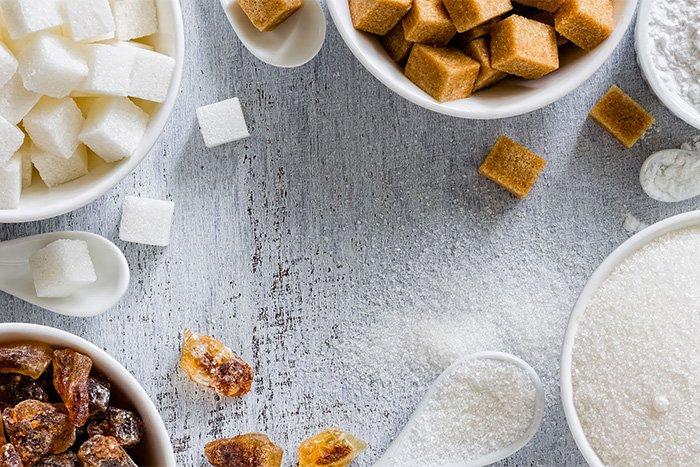 сахар в рационе грудничка