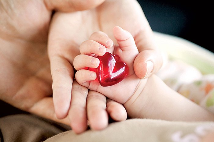 сердцебиение при пульсации родничка