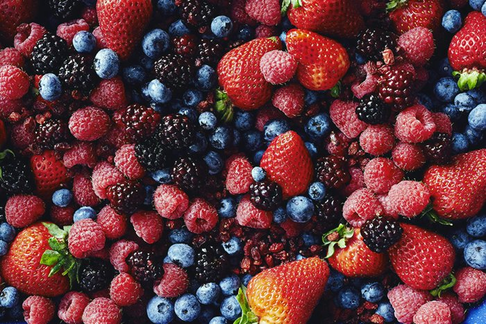 ягоды при грудном вскармливании