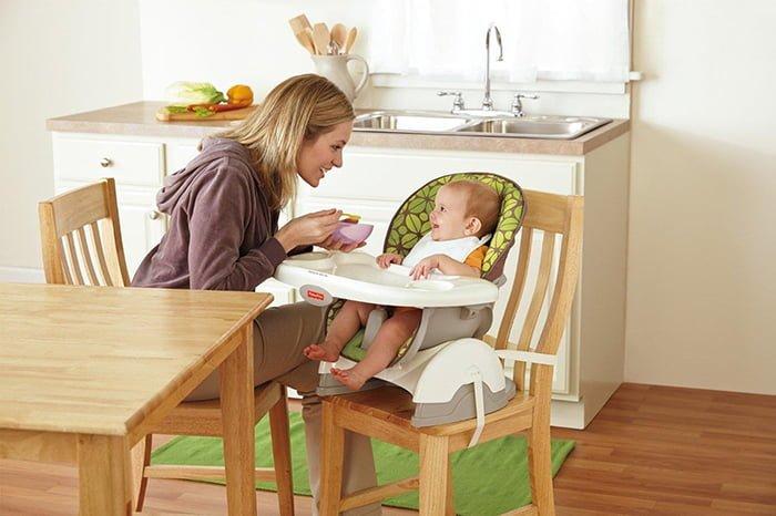стул бустер для кормления