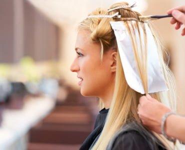 покраска волос при гв