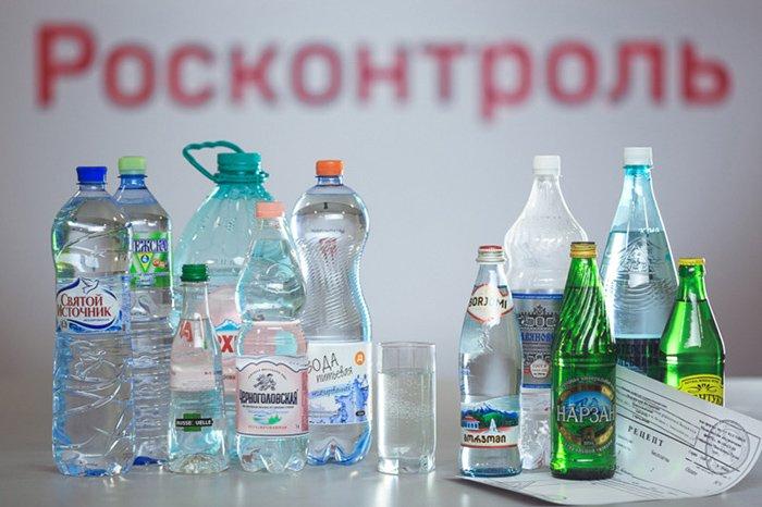 бренды питьевой воды