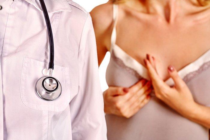 контроль за грудью во время лактации