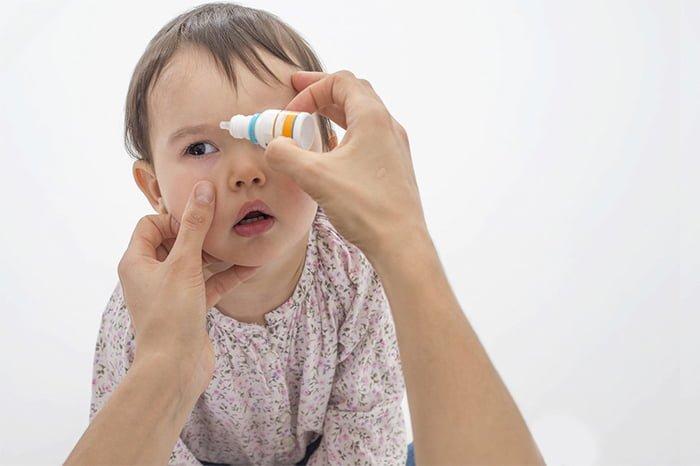 профилактика слепоты у детей