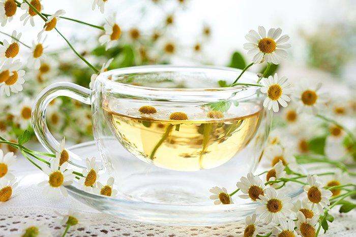 чай с ромашкой при грудном вскармливании
