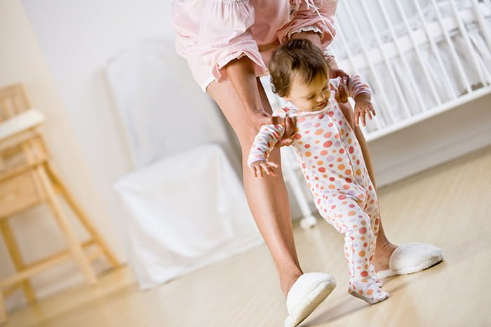 исправление неправильной походки у ребенка