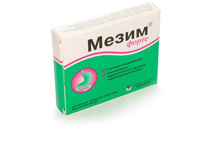 лекарство для лечения поджелудочной железы