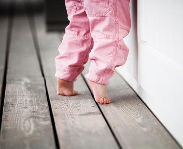 неправильная походка у ребенка
