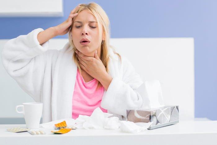 лечение кашля при гв