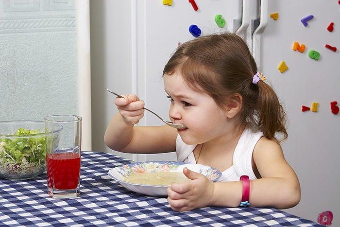 диета при лишнем весе у ребенка