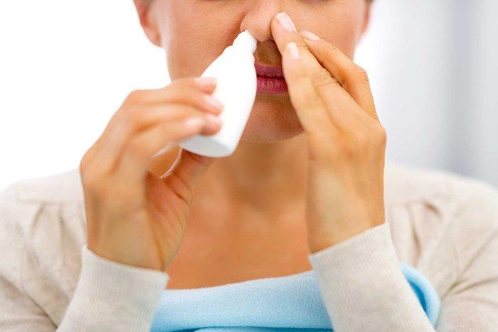 спрей для лечения насморка у кормящей мамы