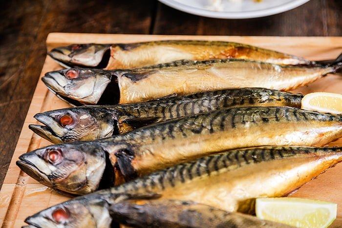 рыба кормящей маме