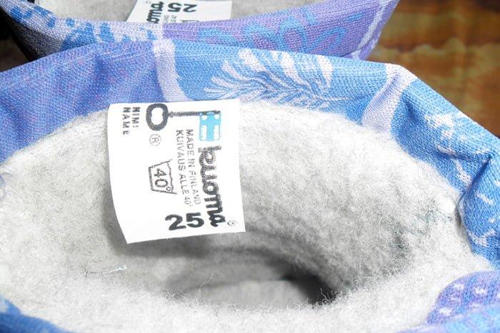 температура для стирки валенок куома