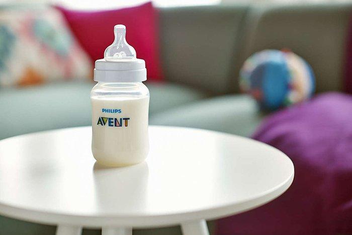 бутылочка для новорожденного
