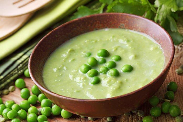 овощной крем-суп в прикорм грудничку