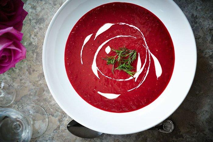 вкусный овощной суп для детей